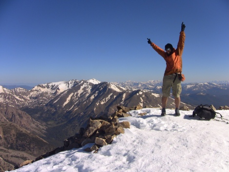Top of the Divide
