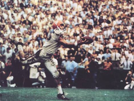 The Catch vs FSU in 1969