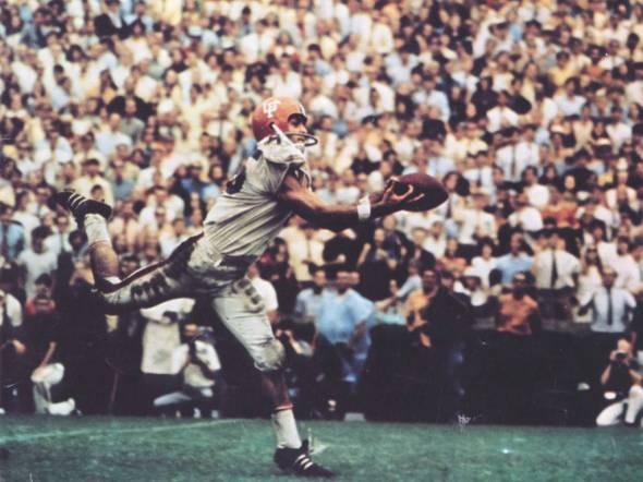 The Catch vs FSU in 1969