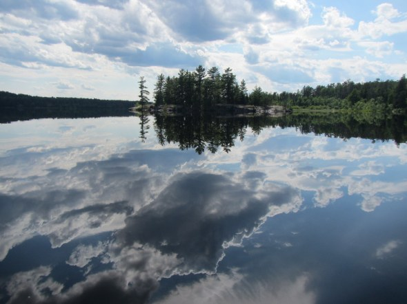 Another Day in the Boundary Waters