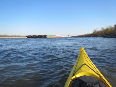 Barge Ahead