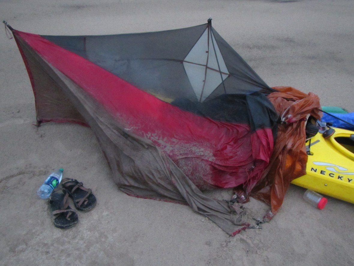 Goodbye Tent
