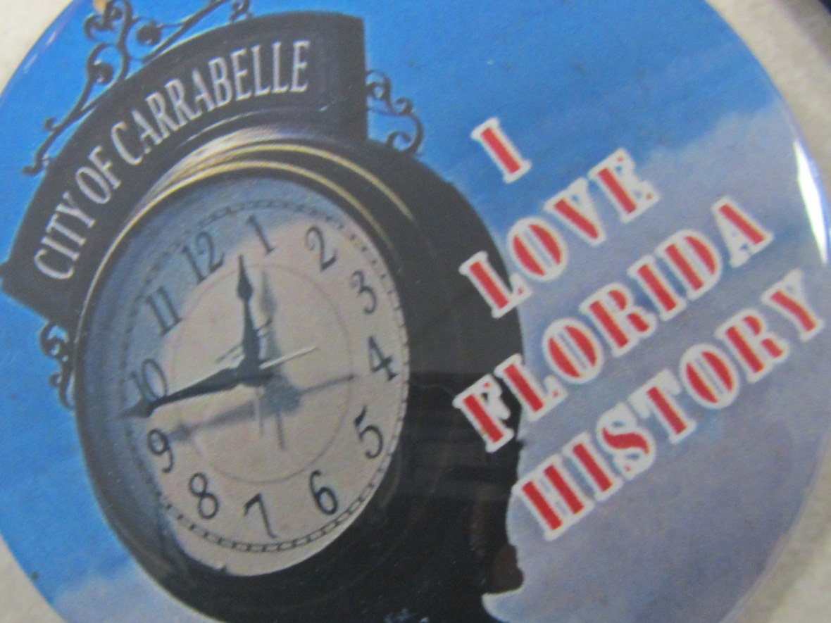 Carrabelle Button