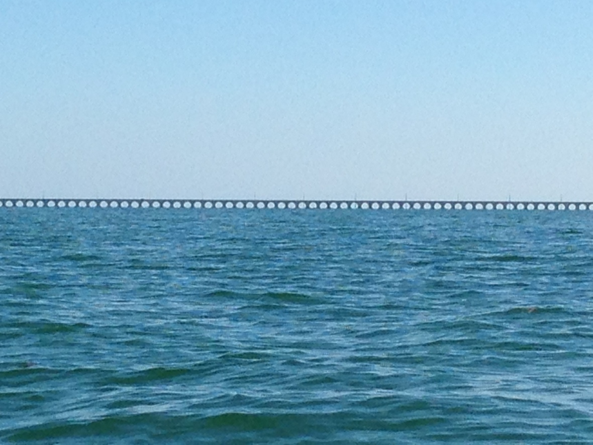 Long Bridge in the Keys