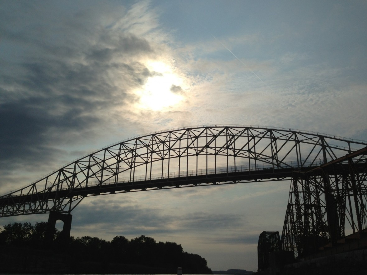 International Bridge, Sault Ste. Marie